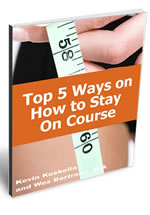 Top 5 Ways to Stay On Course